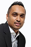 Kalvin Subbadu, WD Storage Technology sales manager for South Africa.